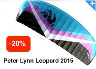Peter Lynn Leopard en Promo