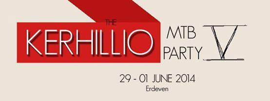 Affiche de la Kerhillio MTB Party V
