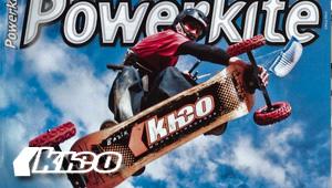 Freestyle en kite et mountain board Kheo