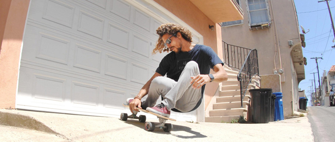 Les skates Carver désormais disponibles