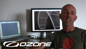 Developpeur des ailes de traction Ozone