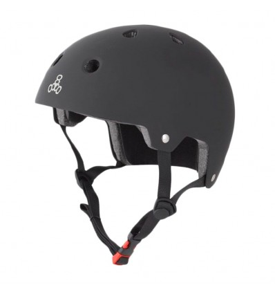 Casque Triple Eight - Brainsaver - Noir