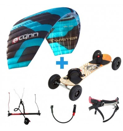 Pack Complet Mountainboard Jump +