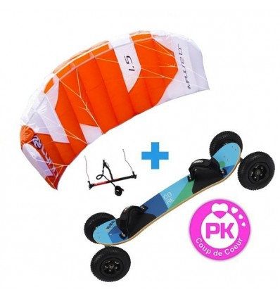 Pack Mountainboard Ado +