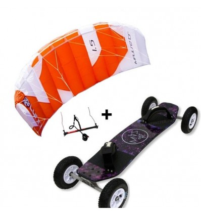 Pack Mountainboard Adulte