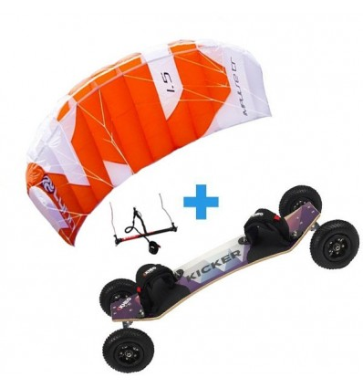 Pack Mountainboard Light