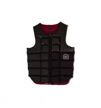 Gilet Liquid Force Flex Comp Blackout