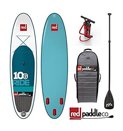 """Sup Gonflable Red Paddle Ride 10.6"""" - Paddle Gonflable"""