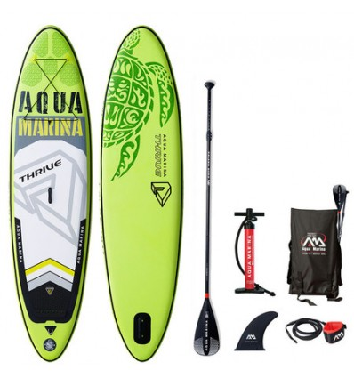 """Sup Gonflable Aqua Marina Thrive 10.4"""" - Paddle Gonflable"""