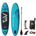 "Sup Gonflable Aqua Marina Vapor 9.10"" - Paddle Gonflable"