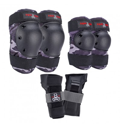 Pack de protection Triple Eight