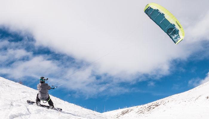 Flysurfer Peak en Snowkite