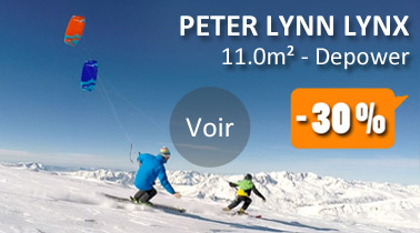La Peter Lynn Lynx en Grosse Promo