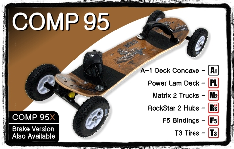Mountainboard MBS Comp 95