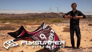 Kite designer Flysurfer
