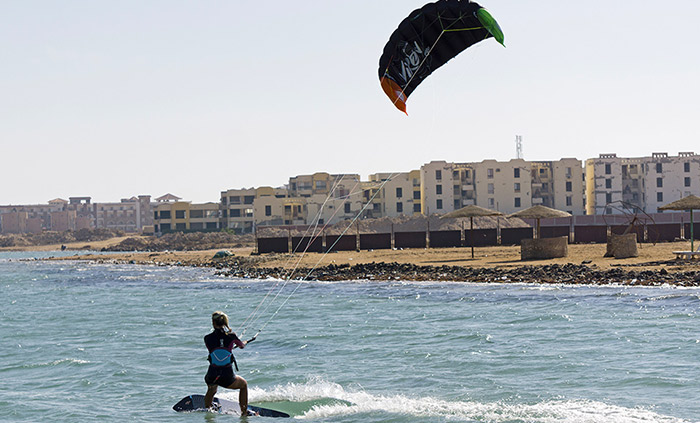 Flysurfer Viron 2 en Kitesurf