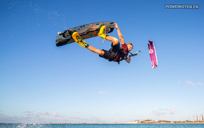 Flysurfer Speed 5 en kitesurf