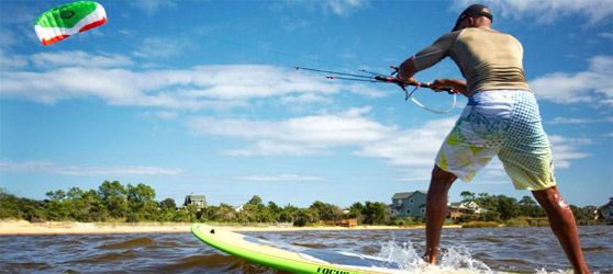 hq hydra en stand up paddle