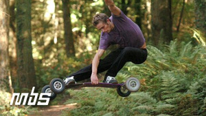 freestyle downhill en mountainboard mbs