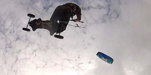 christophe guiomar champion de france de race en mountainboard