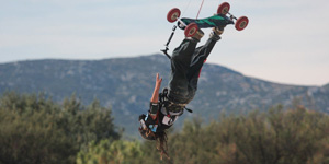 Jump de Romain Féaux en mtb