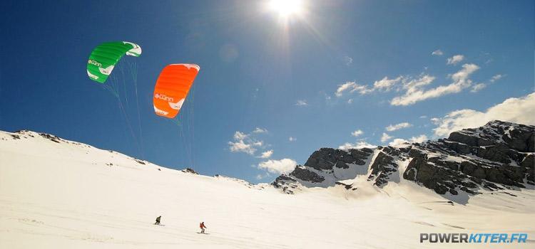 Freeride en skikite avec la Lynx